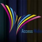 logo Access Midia Parceiros portal fama