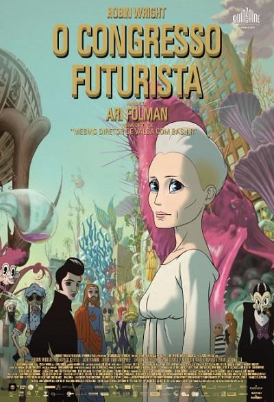 O Congresso Futurista poster