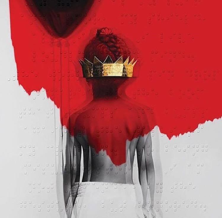 CD Rihanna – ANTI (2015)