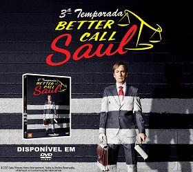 Better Call Saul ficar até 7 de janeiro
